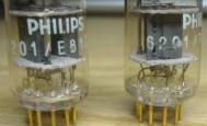 Philips ECC81 - paire - Philips - Tubes Signal