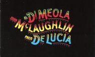 DiMeola/McLaughlin/DeLucia - Friday Night in SF - 2LP - Original Recordings Group - Jazz