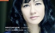 Beethoven 3 Sonates Marie-Josephe Jude - LYRINX - CD