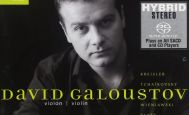 David Galoustov - Tchaikovsky / Wieniawski - LYRINX - CD