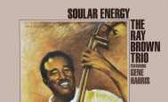 Ray Brown Trio – Soular Energy - Analogue Productions - Jazz