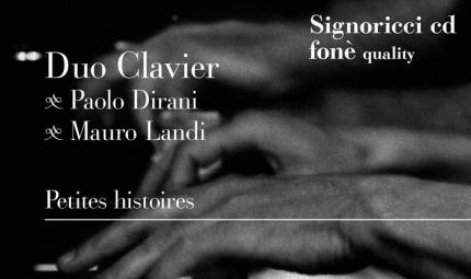 fonè - Duo Clavier Petites histoires - fonè